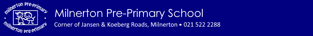 Milnerton Pre-Primary